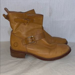 Tory Burch Ankle Boots Sz 9.5